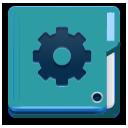 folder-system-blue